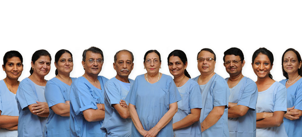 Our Highly Skilled and committed team ensures right treatment
